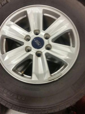 F150 wheels 245-70-17 for sale  Tulsa, OK