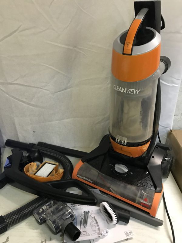 Bissell Cleanview Bagless Upright Vacuum For Sale In Las