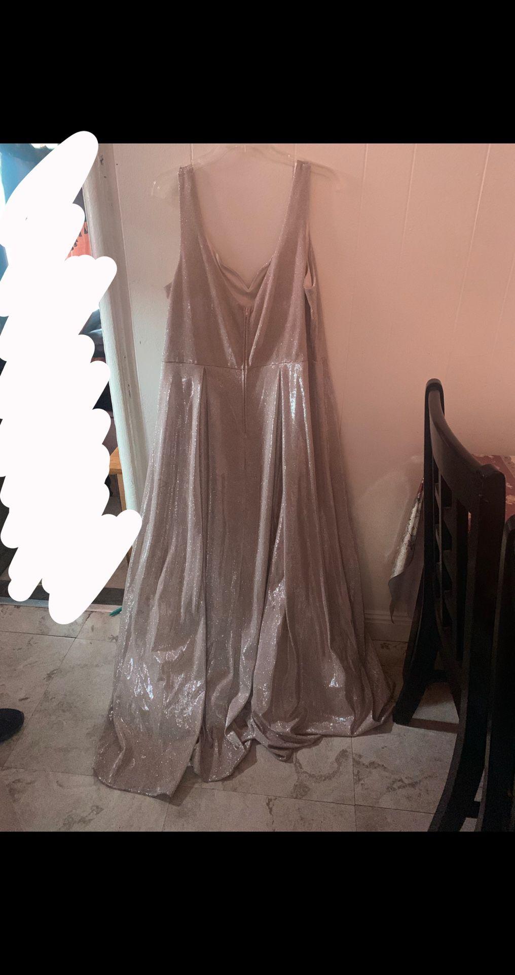Fancy Glittery Dress