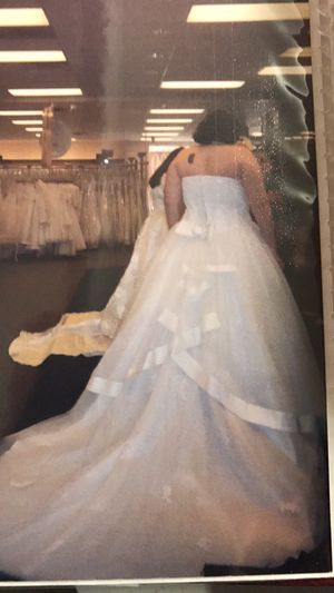 Wedding Dress 18w For In Altoona Ia