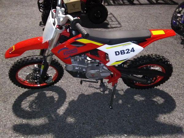 2020 tao motors 110cc dirt bike db24
