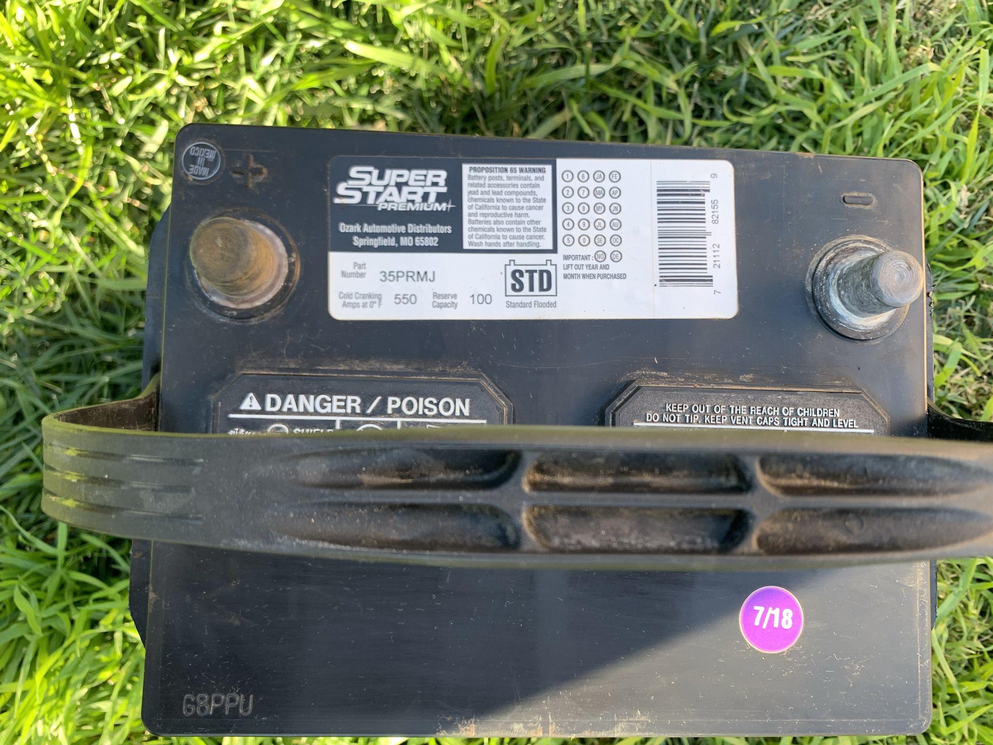 Car / Automotive Battery 35 Series