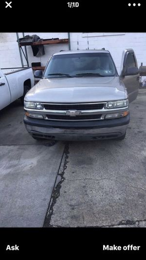 2001 Chevy Tahoe 168,xxx miles for Sale in Washington, DC