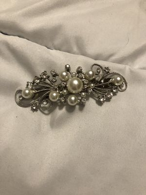 Barrette - Wedding, Formal, Jewelry, Hair for Sale in Dallas, TX