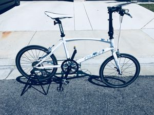 """Bicycle Giant folding collapsable breakdown bike 20"""" for Sale in Oceanside 8d98b2180"""