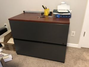 Two drawer filing cabinet for Sale in Winter Garden, FL