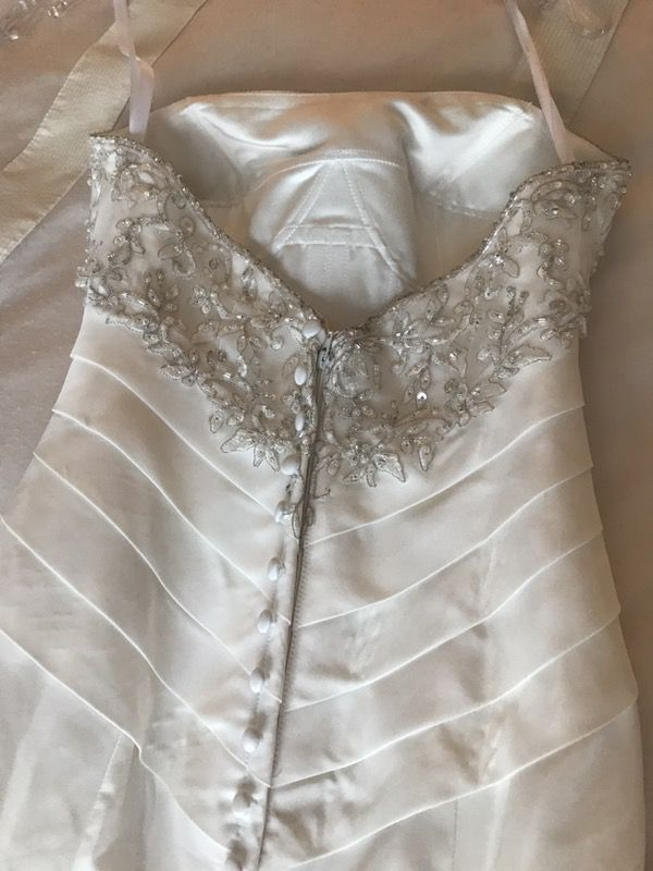 Wedding Dress (never worn)