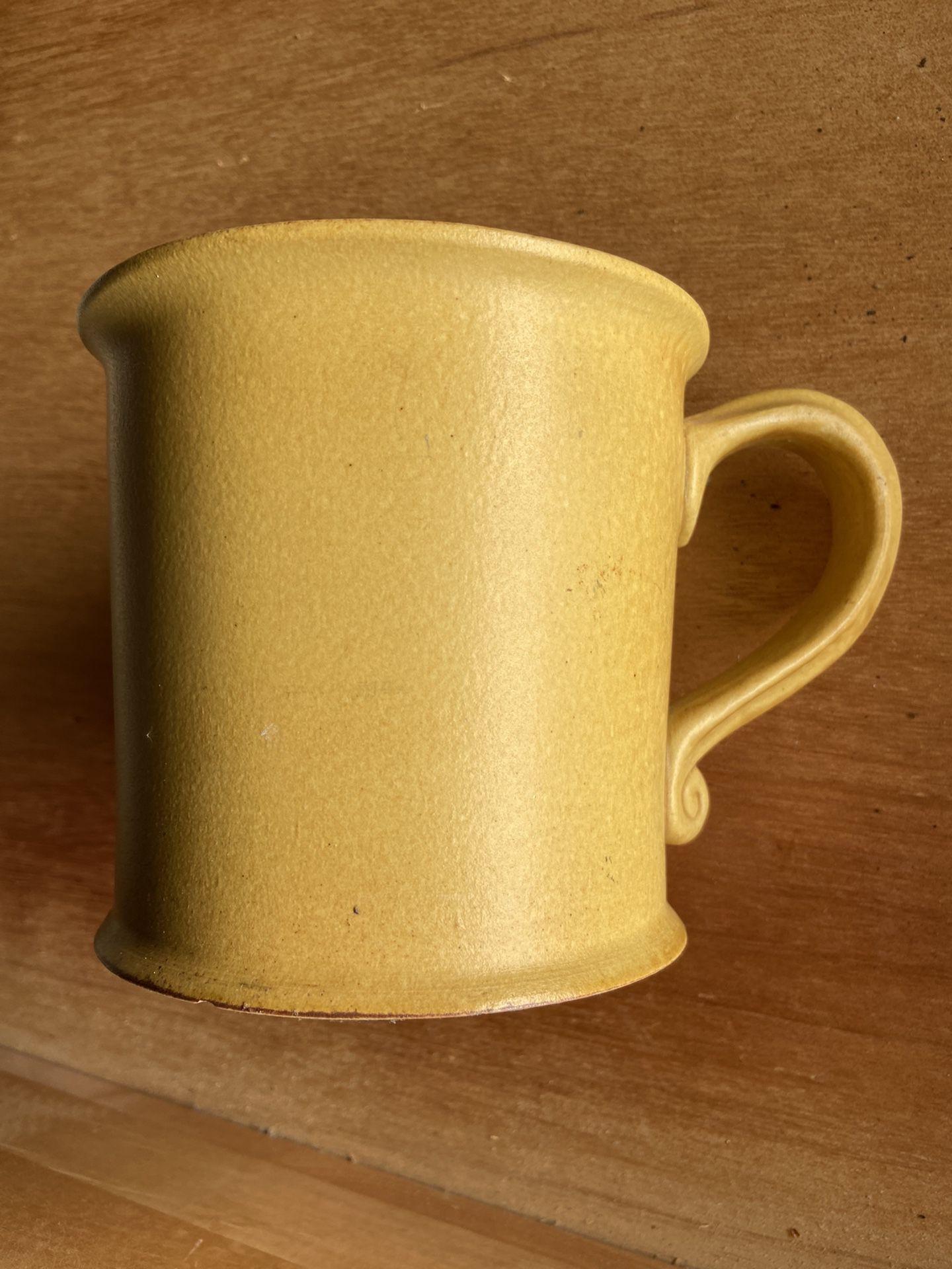 Bennington Vermont  Potters Coffee Mug