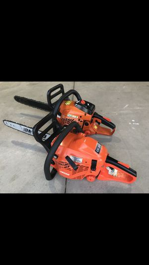 Chainsaw echo brand for Sale in Palmdale, CA