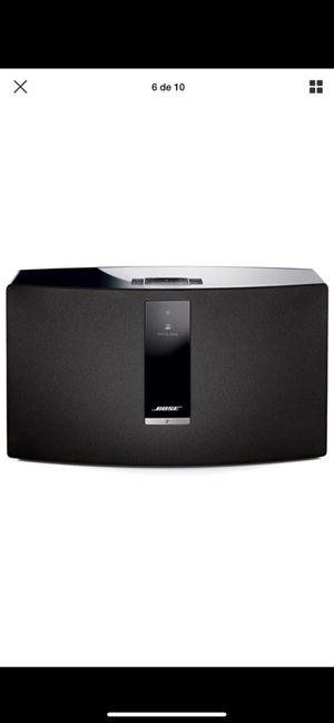 Bose SoundTouch 30 series 111 for Sale in Poolesville, MD