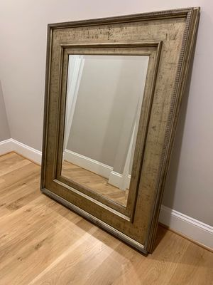 Gallery Gold Wall Mirror for Sale in Apex, NC