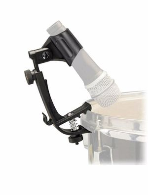 4 Drum Microphone Rim Mounting Clips for Sale in Summerville, SC