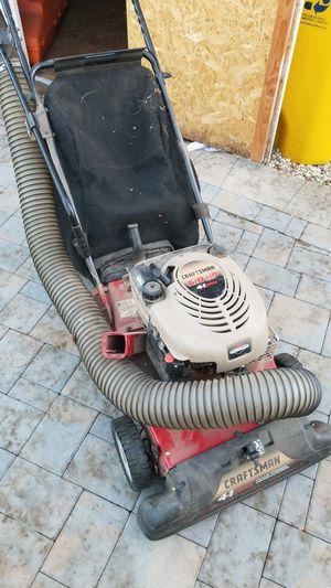 Craftsman 4n1 Vacuum for Sale in Jessup, MD