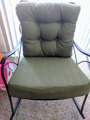 Rocking Patio chairs for Sale in Falls Church, VA