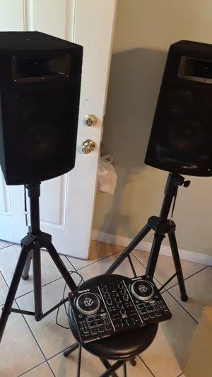 Dj equipment for Sale in Carson, CA