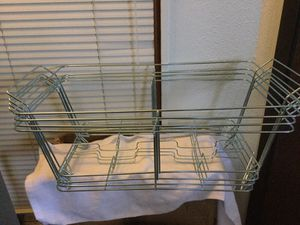 Chrome chafer stands (4) for Sale in Denver, CO