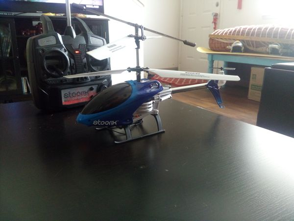 Steerix Ozone Elite Rc Helicopter For Sale In Tualatin Or Offerup