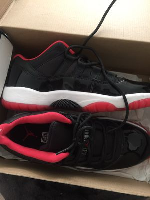 Bred 11 Lows 5.5 Brand New Never Worn for Sale in Fort Washington, MD