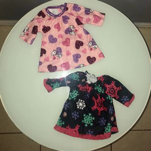 American Girl Doll Outfit - Sleep Gown Set of 2 for Sale in Orlando, FL