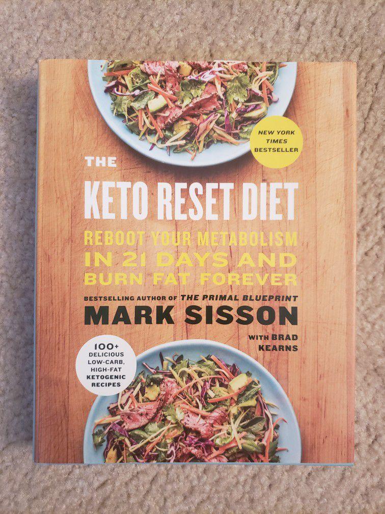 Keto Reset Diet Book