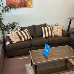 ✨ 2pcs Sofa And Loveseat Set Thumbnail