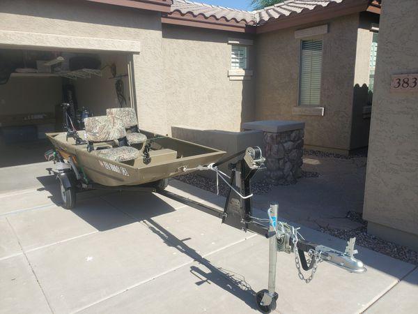 2012 jon boat g3 model 1036 10 ft