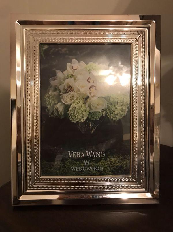 Vera Wang Wedgewood 8x115 Picture Frame Home Garden In Bonita