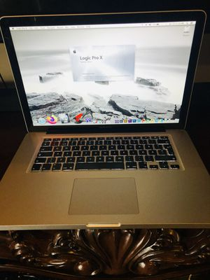"Photo MacBook Pro 15"" i7 Fully Fully Loaded for Music Recording/Video Editing/Film/Photos/Djn/ and More!! One Stop Shop"