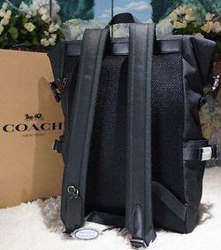 Coach Terrain Roll Top Backpack Thumbnail