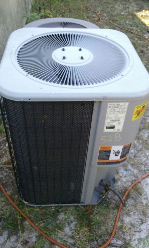 Lennox 2 5 ton r22 Condenser AC unit for Sale in Port Charlotte, FL -  OfferUp