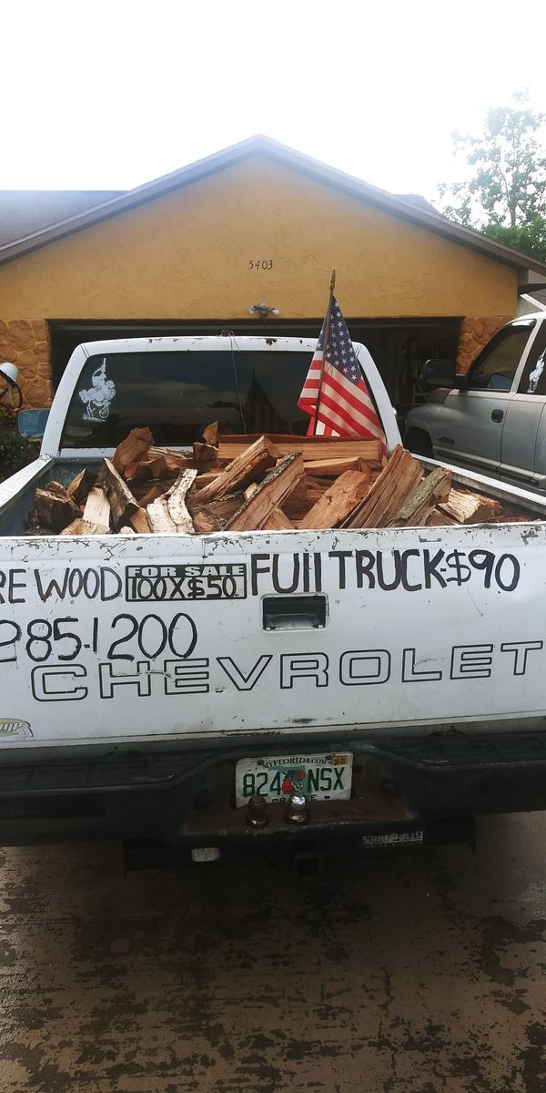 Fire Wood For Sale In Orlando Fl Offerup