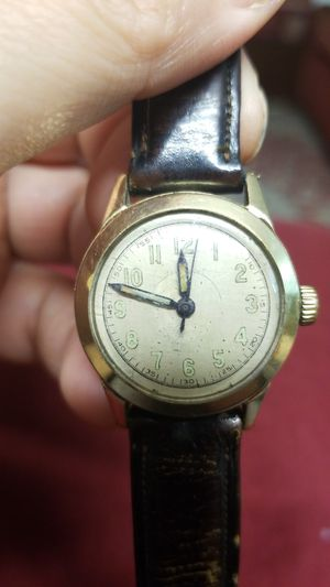 FOR VINTAGE LOVERS ANTIQUE 14K GOLD LADIES LONGINES AND BULOVA WATCH HEAD for Sale in Springfield, VA