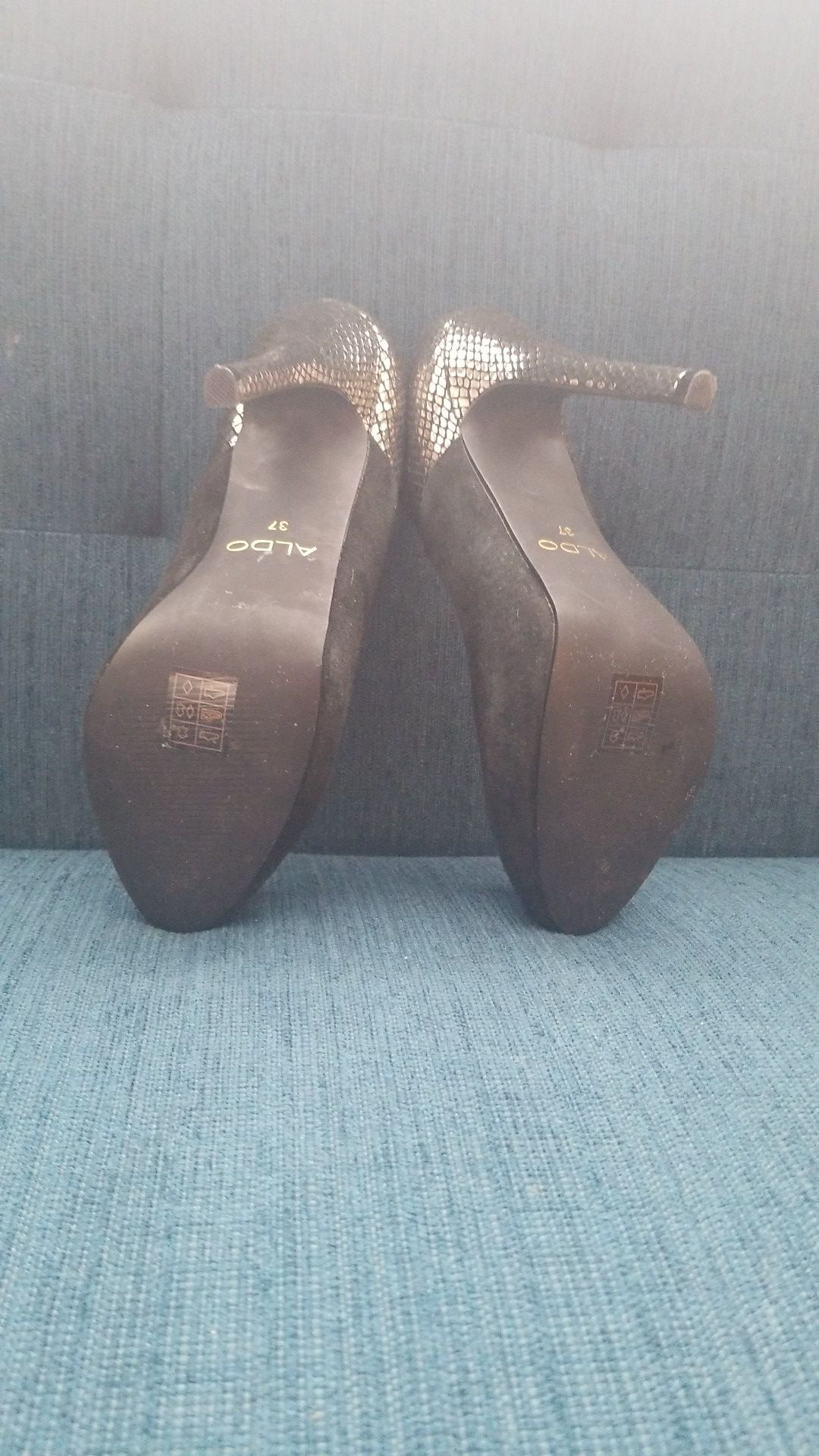ALDO SHOES- only worn once