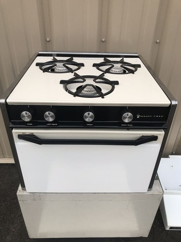 Rv Propane Stove >> Rv Propane Range Working Oven Nice Condition Works Great For Sale In