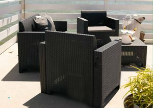 New Italian outdoor furniture in its box 1 year warranty for Sale in Miami, FL