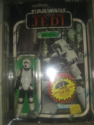 Star wars Lily ledy figure for Sale in Avondale, AZ