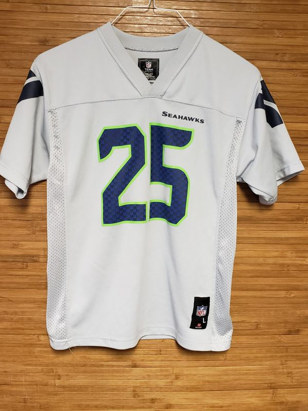 check out d9f0b fb110 Seahawks Richard Sherman Jersey Youth size Large for Sale in Lynnwood, WA -  OfferUp