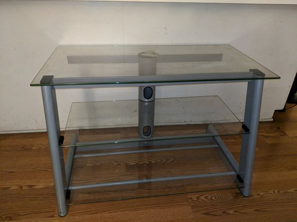 Modern Glass Tv Stand For Sale In Santa Ana Ca Offerup