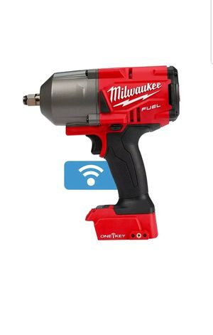 """Milwaukee 2863-20 18-Volt Lithium-Ion Brushless Cordless 1/2"""" Impact Wrench, Red for Sale in Kettering, MD"""