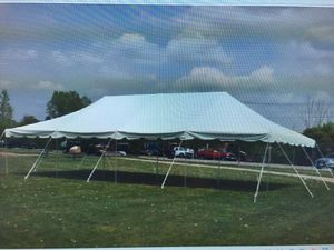 20 X 40 Tent with sidewalls for Sale in Temple Hills, MD