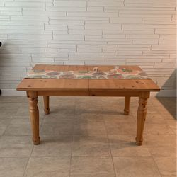 Solid Wood Table Thumbnail