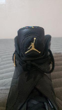 Jordan 8 champ pack confetti eights Thumbnail