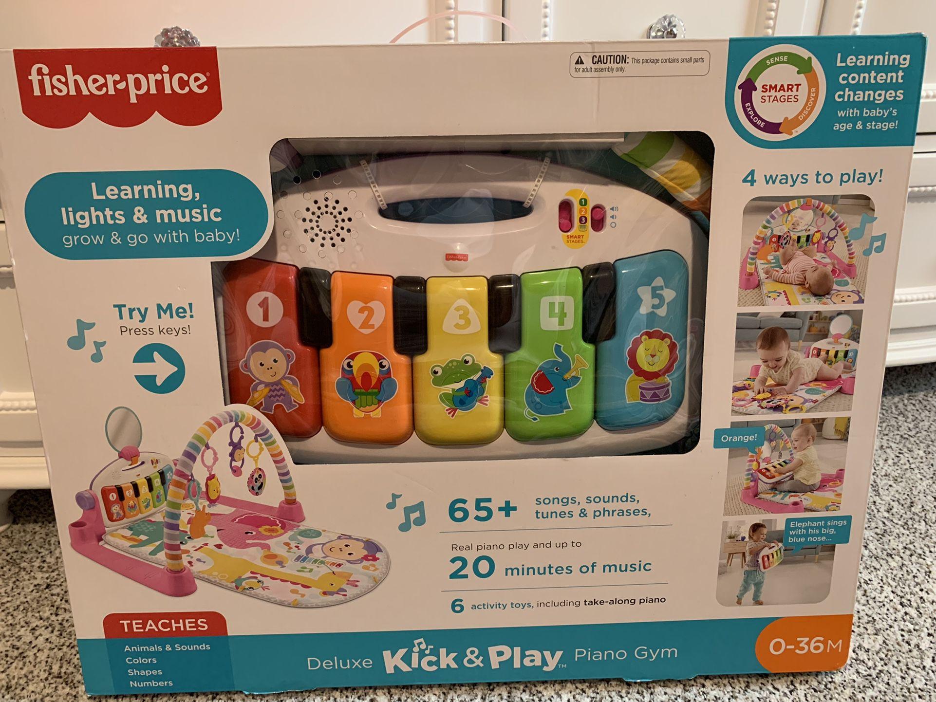 Fisher Price - Kick & Play Activity Mat