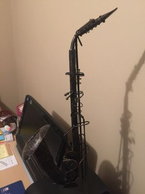 Nice saxophone decoration pice for Sale in Altamonte Springs, FL