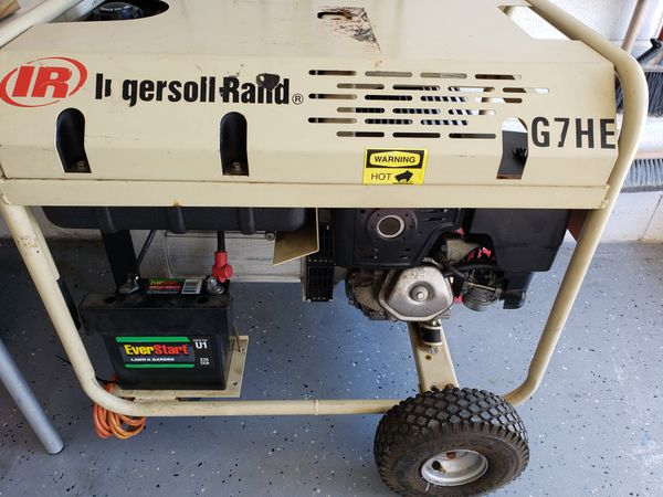 Power generator ingersoll rand 7kw for Sale in Haines City, FL - OfferUp