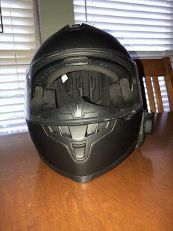 Motorcycle helmet Thumbnail