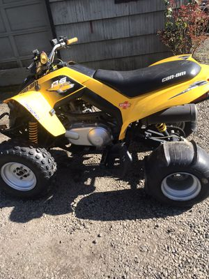 Photo 2010 can-am DS 250