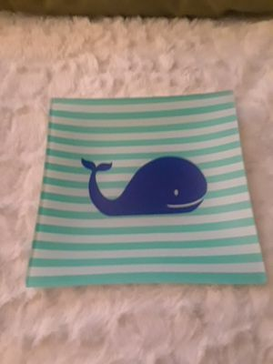 Trinket Whale Tray Blue and Aqua for Sale in Frederick, MD