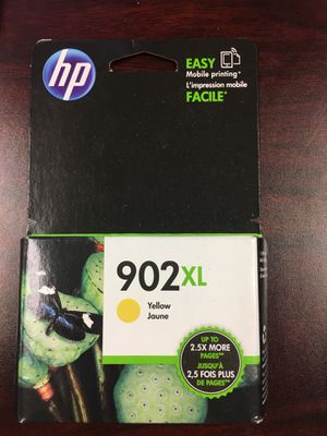 HP 902 XL Yellow Cartridge x 2 boxes for Sale in Los Angeles, CA