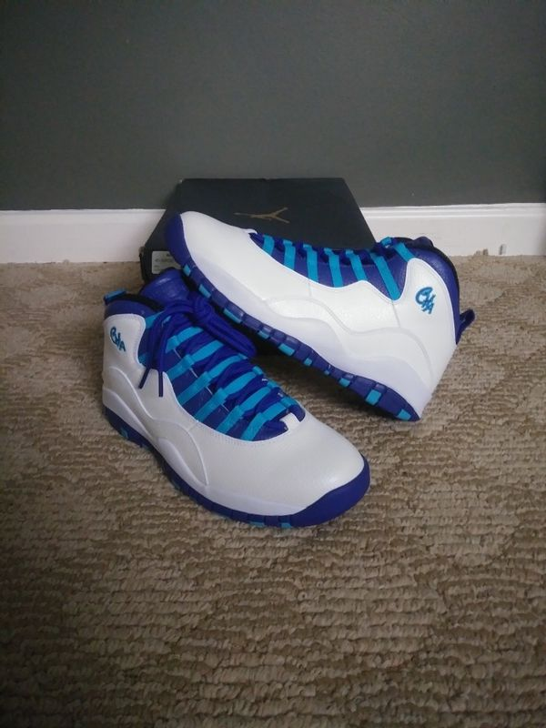 63b5e9fa8ff91a Air Jordan Retro 10 cha city pack for Sale in District Heights